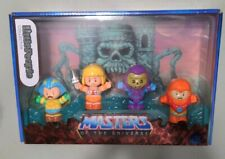 New Fisher-Price Little People Masters of the Universe Figures He-Man Skeletor