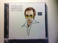 Elton John - Greatest Hits 1970-2002 (2003), 2 CDs, neu & versiegelt