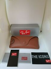 Original Ray-Ban Case for a pair of Ray-Ban RB3016 Clubmaster Sunglasses
