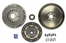 2000-2005 Audi TT 1.8L VW Golf Jetta 1.9L TDI Clutch + Solid Flywheel Conversion
