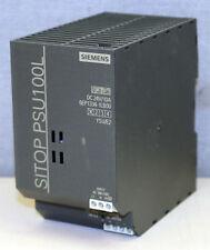 Siemens 6EP1334-1LB00 SITOP PSU100L Power Supply 24V 10A