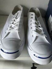 b70d3f20b04f Converse White Men s Trainers Size UK 9