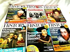 6 BBC HISTORICAL MAGAZINES 2016-2017