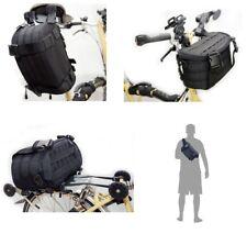 Brompton Rear & Front Bag Bike Bicycle Multi Tool Bag Converts to Messenger bag