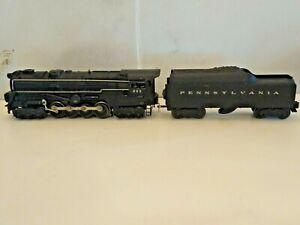 Lionel - Steam Turbine Locomotive Engine - #682 2046W-50 - Vintage Train Set