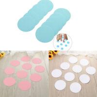 10er selbstklebend Antirutsch Aufkleber Sticker Für Badewanne Dusche und Bad