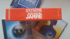"JEAN MICHEL JARRE ""THE COMPLETE OXYGENE"" 3CD BOX / NEW WITH CDS SEALED - DREYFUS"