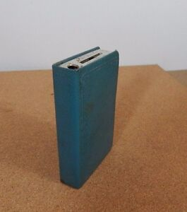 Unbranded Banks savings moneybox book style blue