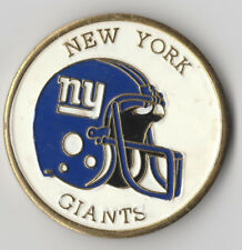 "New York Giants Coin 1.75 "" DIA  C-1"