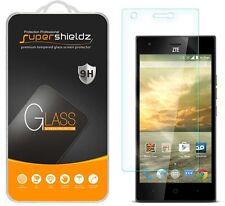 3X Supershieldz ZTE Warp Elite Tempered Glass Screen Protector Saver