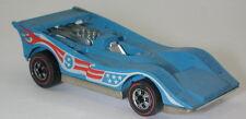 Redline Hotwheels Light Blue 1975 American Victory oc16597
