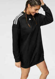 adidas Originals Three Stripe Sweatshirt Dress Size S/M BRAND NEW WITH TAGS