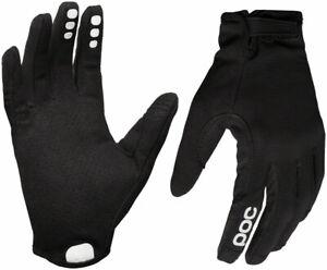 POC Resistance Enduro Adj Gloves - Uranium Black, Full Finger, Large
