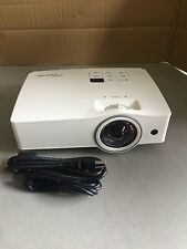 OPTOMA ZW212ST LED/Laser Short Throw Projector 1280x800 WXGA, VERY LOW HOURS!