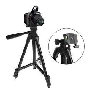 Universal Flexible Portable DV DSLR Camera Tripod For Sony Nikon With Nylon Bag