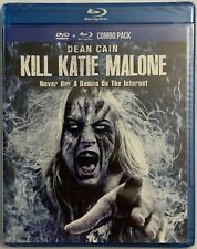 NEW KILL KATIE MALONE BLU RAY DVD 2 DISC SET FREE WORLD WIDE SHIPPING BUY IT NOW