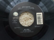 Aerosmith - The Other Side / My Girl - Usa Jukebox 45 -