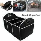 2 X Collapsible Car Van Boot Trunk Organizer  Tidy Travel Foldable Storage Bag