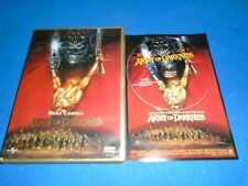 Army Of Darkness - Anchor Bay Limited Edition Director's Cut OOP R1 Dvd