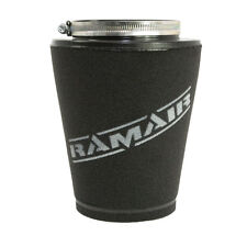 Ramair Universal 67mm Neck Foam Cone Induction Car Intake Kit Air Filter