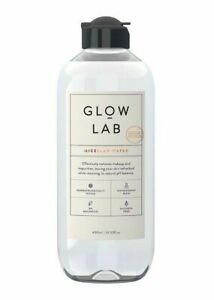 NEW GLOW LAB Micellar Water 400ml BRAND NEW AND SEALED exp 08/22