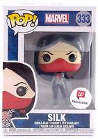 New Funko Pop Marvel Silk #333 Walgreens Exclusive