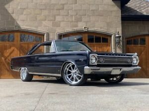 1966 Plymouth Satellite NO RESERVE