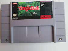 Disney's The Jungle Book (Super Nintendo SNES, 1994) Game Only--Tested (NTSC)
