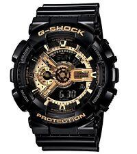 Casio G-Shock *GA110GB-1A Anadigi Gold & Black XL Gshock Watch COD PayPal