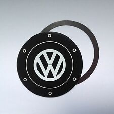 Magnetic Tax disc holder fits any volkswagen vw camper polo golf up white b bug