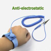 1PCStatic Loop Anti-Static Wrist Strap Antistatic Tool Electrician Worker Device