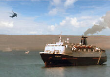 MV NORLAND - Falkland Islands 1982 - LIMITED EDITION ART (25)