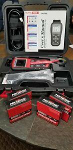 New Autel MaxiTPMS TS508 TPMS Service Tool Bundle Kit WITH 4 Autel SENSORS