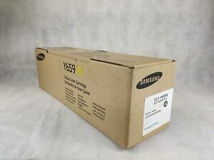 CLT-Y659S/XAA Samsung CLX-8640ND Toner Cartridge Yellow Genuine Samsung