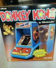 Vintage 1981 COLECO DONKEY KONG by NINTENDO MINI ARCADE Electronic Game NIB NEW