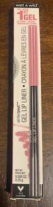 WET n WILD Gel Lip Liner - Never Petal Down - NEW Color 654C