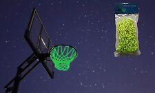Glow in the Dark Outdoor Basketball Net Rim Hoop Heavy Duty