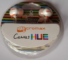 STEREO HEADPHONE EARPHONE FOR ALL MICROMAX SMART PHONE WITH MIC 3.5 MM JACK