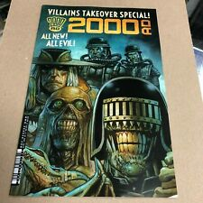 2000 AD Villains Takeover Special One-shot