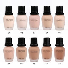 MENOW Liquid Foundation Concealer Blemish Balm BB Face Makeup Light Dark  Gift