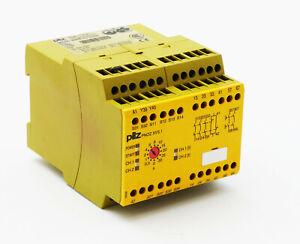 Pilz PNOZ XV3.1 30/24VDC 3n/o 1n/c 2n/o t ID Nr. 774530 Sicherheitsrelais -used-