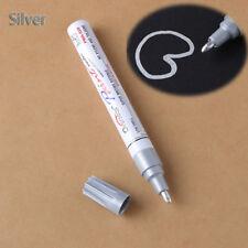 Metal Oil Rubber Tread Car Tyre Waterproof Paint Pen Marker Permanent