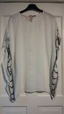 EXCELLENT CONDITION FOREVER 21 IVORY TOP SIZE XS