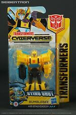 Scout Class Sting Shot BUMBLEBEE Transformers Cyberverse Hasbro 2018 NEW Ages 6+
