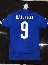 Maglia Italia Puma M Originale Balotelli 9 Personalizzata Nuova Calcio Nazionale