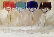 Faberge Cordial Set Of 4 Glasses