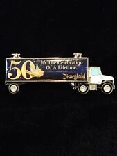 Disney DLR Cast Exclusive 50th Anniversary Its a Celebration Simi Truck Pin