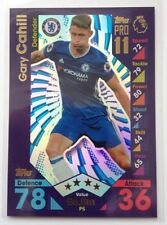 Chelsea Football Trading Cards Match Attax Game Single