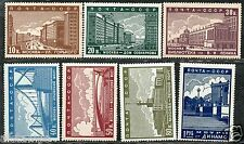 Russia. Sc. 706-12. CK. 566-72. Moscow reconstraction. MLHOG. SCV $93.25