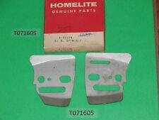 Genuine HOMELITE A-70618 bar plate set Super XL 925, 410, 540, 8800, Super XL ao